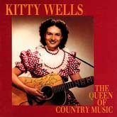 KITTY WELLS 'Queen Of Country Music 1949-1958' (4CDs) BCD-15638-CD