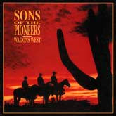 SONS OF THE PIONEERS 'Wagons West' (4CDs)