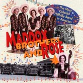 MADDOX BROTHERS & ROSE 'The Most Colorful...' (4CDs) OUT-OF-PRINT