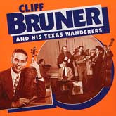 CLIFF BRUNER & HIS TEXAS WANDERERS (5CDs) BCD-15932-CD