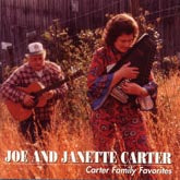 JANETTE AND JOE CARTER 'Carter Family Favorites' BCD 16379-CD