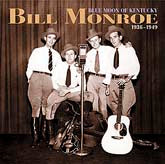 BILL MONROE 'Blue Moon Of Kentucky 1936-1949' (6CDs) BCD 16399-CD