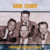 CARL STORY 'Lonesome Hearted Blues' BCD 16689-CD