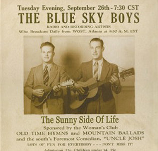 BLUE SKY BOYS 'The Sunny Side Of Life' (5CDs) BCD-15951-CD