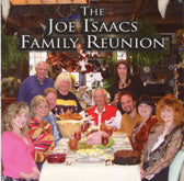 JOE ISAACS 'Joe Isaacs Family Reunion'  BCR-002-CD