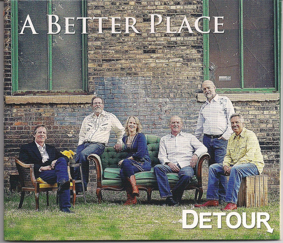 DETOUR 'A Better Place' BGA-1201-CD