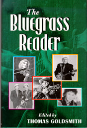'Bluegrass Reader' edited by Thomas Goldsmith     BLUEGRASS READER-BOOK
