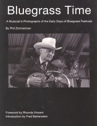 'Bluegrass Time' by PHIL ZIMMERMAN     BLUEGRASS TIME-BOOK