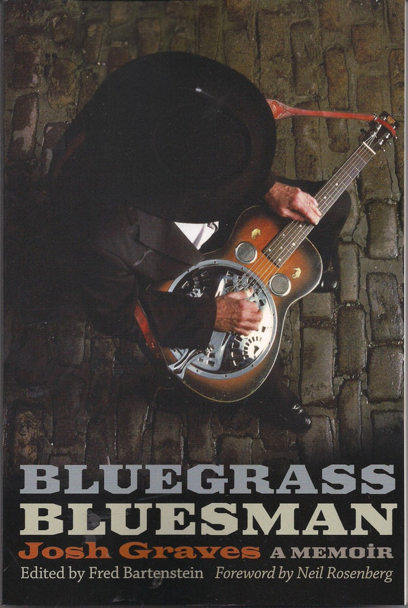 BLUEGRASS BLUESMAN by Josh Graves BOOK: BGBLUESMAN