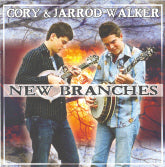 CORY & JARROD WALKER 'New Branches' BM-4192-CD