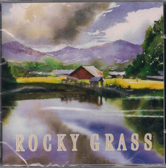 VARIOUS ARTISTS 'Rocky Grass - Live from Colorado' BP-1002-CD