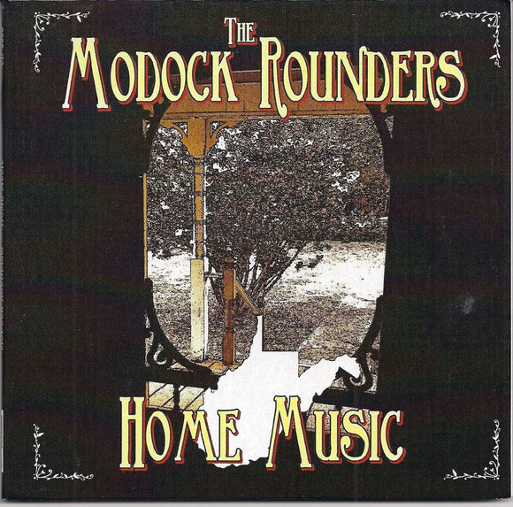 MODOCK ROUNDERS 'Home Music'