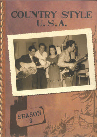 VARIOUS ARTISTS 'Country Style U.S.A. Season 3'
