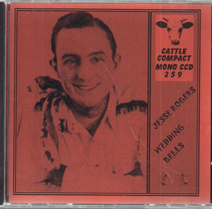 JESSE ROGERS 'Wedding Bells' CATTLE-259-CD
