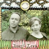 JONES & LEVA 'Vertie's Dream' CCCD-0180-CD   OUT OF PRINT