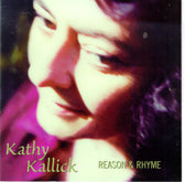 KATHY KALLICK 'Reason & Rhyme' CCCD-0215-CD