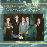 RON SPEARS & WITHIN TRADITION 'Carolina Rain' CCCD-0219-CD