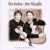 CHRIS BRASHEAR & PETER McLAUGHLIN 'Canyoneers' CCCD-0222-CD