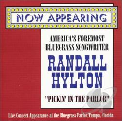 RANDALL HYLTON 'Pickin' In the Parlor' CCCD-0133-CD