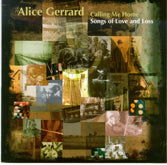 ALICE GERRARD 'Calling me Home'      CCCD-0225-CD