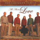 COCKMAN FAMILY 'All About Love' CF-8591-CD