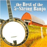 VARIOUS 'Best Of The 5-String Banjo' CMH-8650-CD