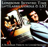 LARRY CORDLE 'Lonesome Skynyrd Time CMH-8753-CD