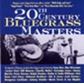 VARIOUS ARTISTS '20th Century Bluegrass Masters' CMH-8933-CD