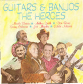 VARIOUS 'Guitars & Banjos: The Heroes' CMH-9040-CD