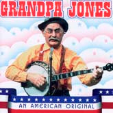 GRANDPA JONES 'An American Original' CMH-9044-CD