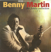 BENNY MARTIN 'The Fiddle Collection' CMH-9452-CD