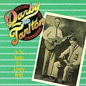 DARBY & TARLTON 'On the Banks of a Lonely River' CO-3503-CD