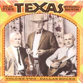 VARIOUS 'Old-Time Texas String Bands Vol. 2' CO-3525-CD