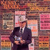 KENNY BAKER 'Kenny Baker Plays Bill Monroe' CO-2708-CD