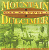 BONNIE RUSSELL & THE RUSSELL FAMILY 'Mountain Dulcimer, Galax Style' CO-2710-CD