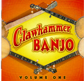 VARIOUS 'Clawhammer Banjo, Vol. 1' CO-2716-CD