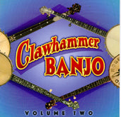 VARIOUS 'Clawhammer Banjo, Vol. 2' CO-2717-CD