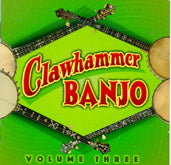 VARIOUS 'Clawhammer Banjo, Vol. 3' CO-2718-CD