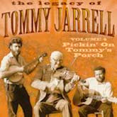 TOMMY JARRELL 'Pickin' On Tommy's Porch' CO-2727-CD