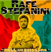 RAFE STEFANINI 'Hell and Scissors' CO-2728-CD