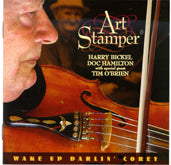 ART STAMPER 'Wake Up Darlin' Corey'       CO-2736-CD