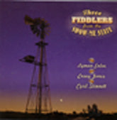 LYMAN ENLOE,CASEY JONES,CYRIL STINNETT 'Three Fiddlers From The Show-Me State' CO-2739-CD