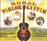VARIOUS ARTISTS 'Rural Parlor Guitar' CO-2744-CD