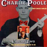CHARLIE POOLE 'Old-Time Songs, Vol. 2'