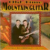 VARIOUS 'Old-Time Mountain Guitar 1927-1931' CO-3512-CD