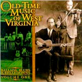 VARIOUS 'Old-Time Music Of West Virginia, Vol. 1' CO-3518-CD