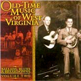 VARIOUS 'Old-Time Music Of West Virginia, Vol. 2'