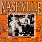 VARIOUS 'Nashville - The Early String Bands, Vol. 2' CO-3522-CD