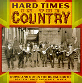 VARIOUS ARTISTS 'Hard Times In The Country' CO-3527-CD