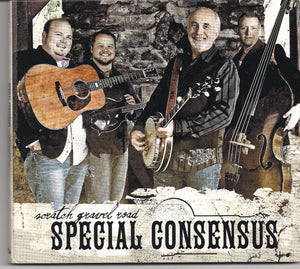 SPECIAL CONSENSUS 'Scratch Gravel Road' COMP-4573-CD